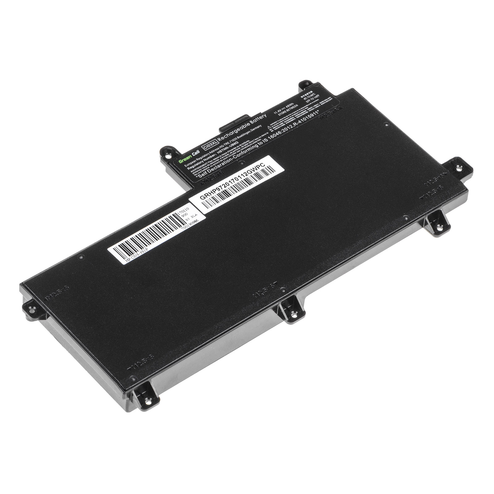 Bateria-para-HP-ProBook-650-G3-Ordenador-4200mAh