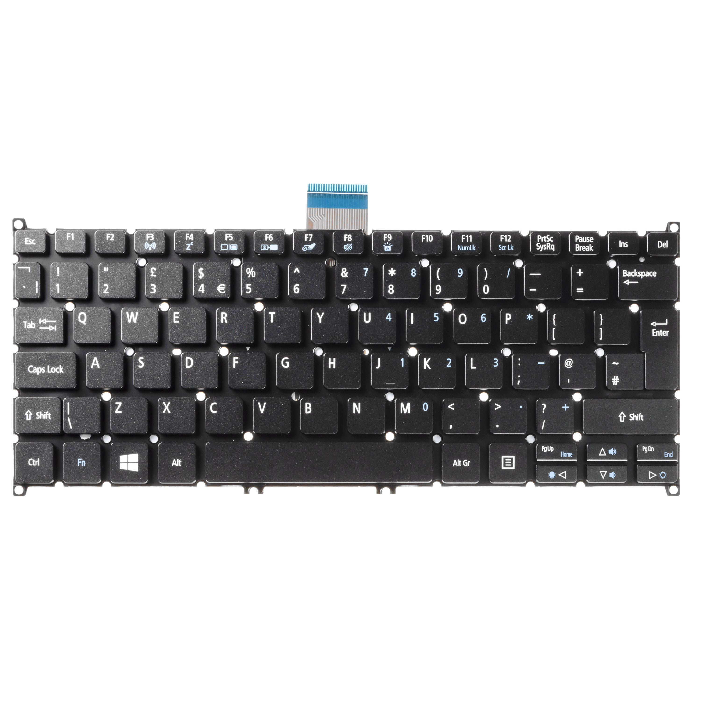 laptop tastatur f r acer aspire e3 111 c6de e3 111 c7q5. Black Bedroom Furniture Sets. Home Design Ideas