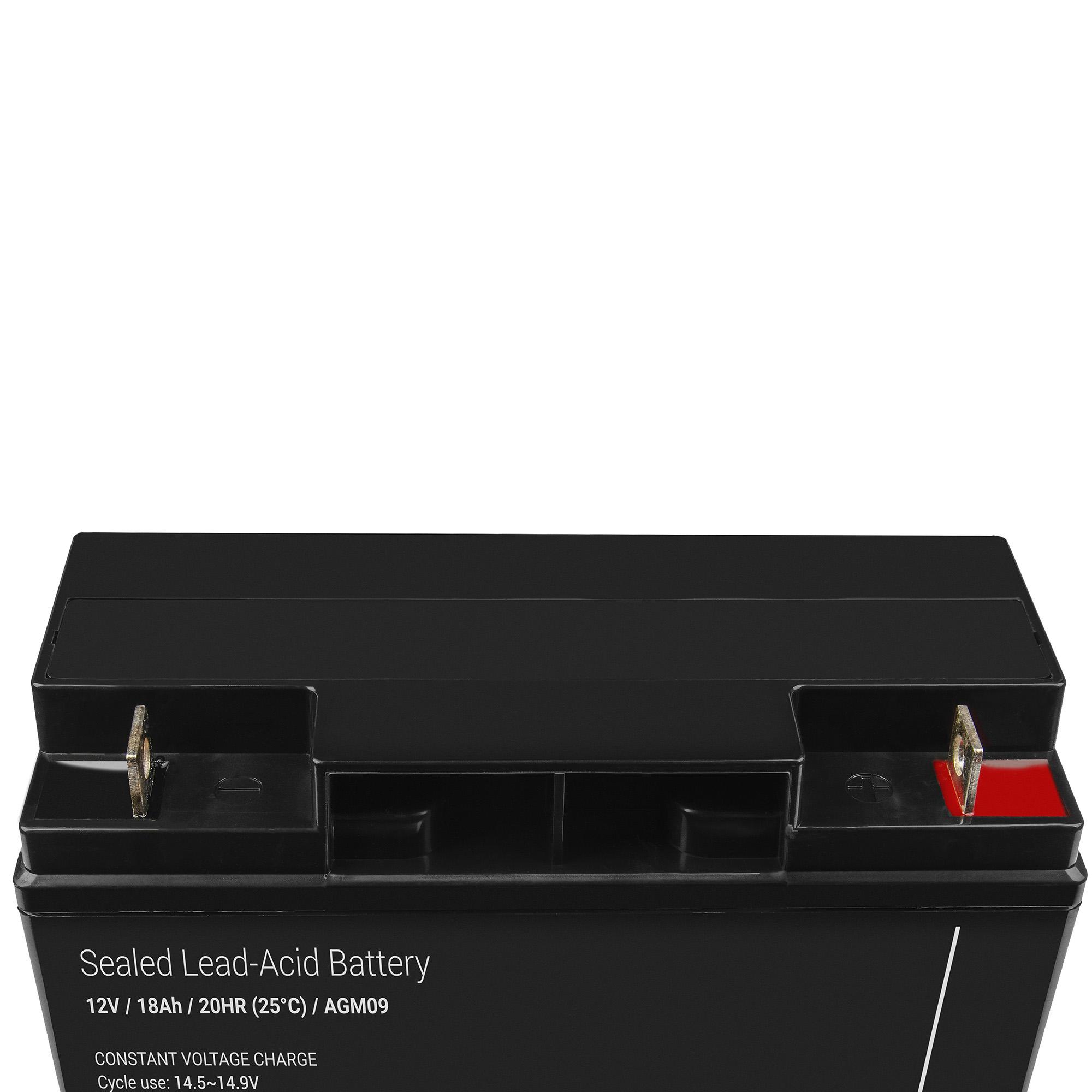 agm vrla battery for apc smart ups rm sua1500x93 18ah. Black Bedroom Furniture Sets. Home Design Ideas