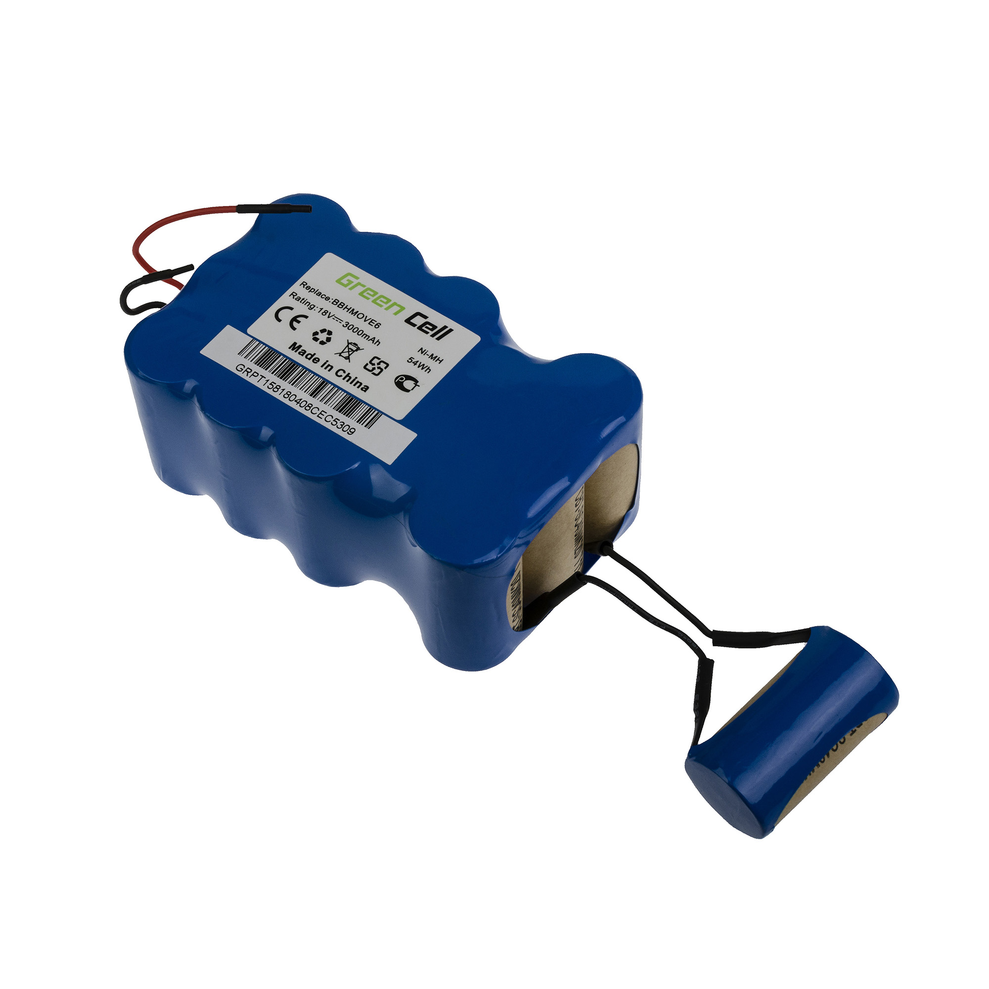 Batterie pour Bosch BBHMOVE5//02 BBHMOVE5//03 BBHMOVE5//04 Ni-MH 3Ah