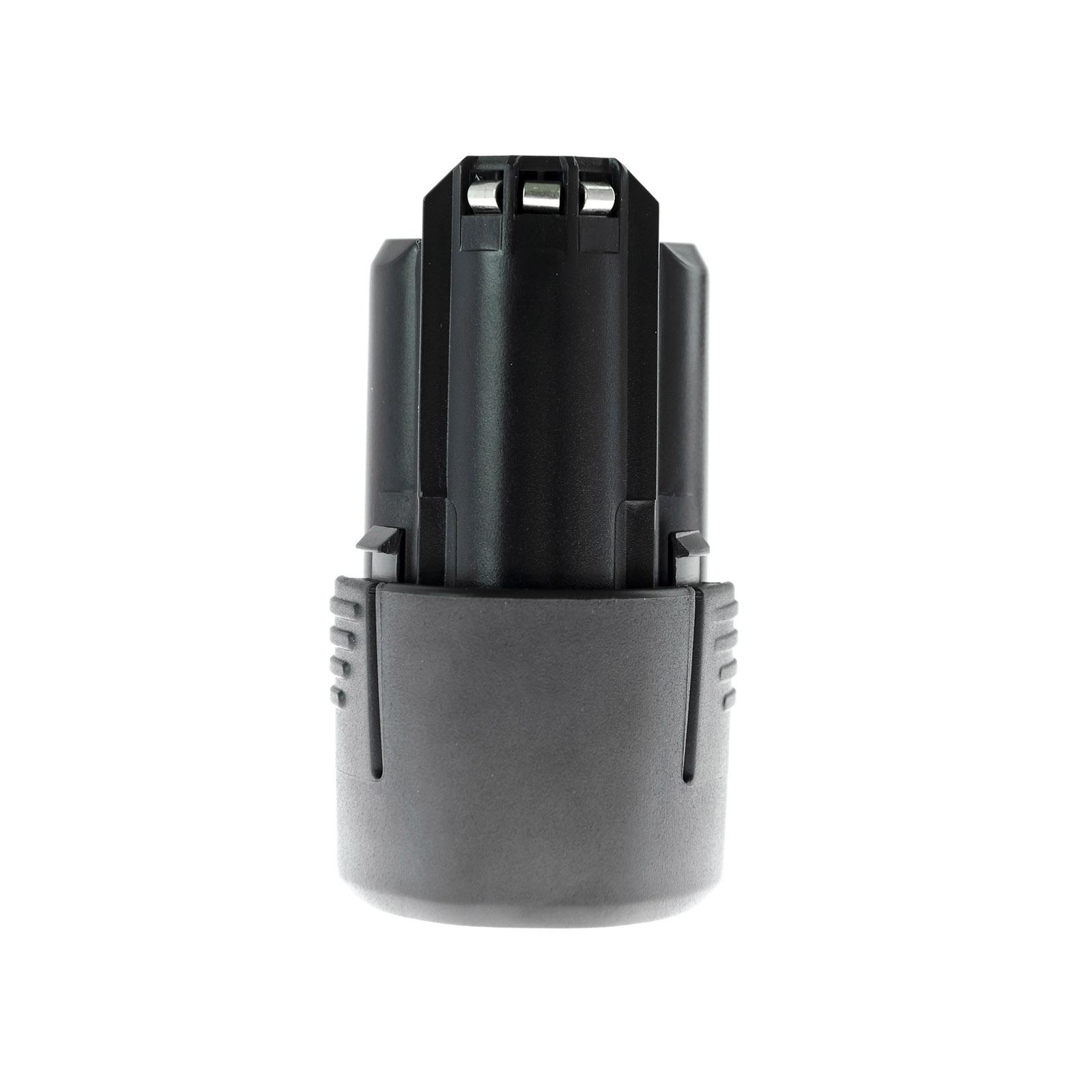 1.5Ah 10.8V GC Akku 2607337215 26150875JA 87510.8 PBA10.8 für Bosch