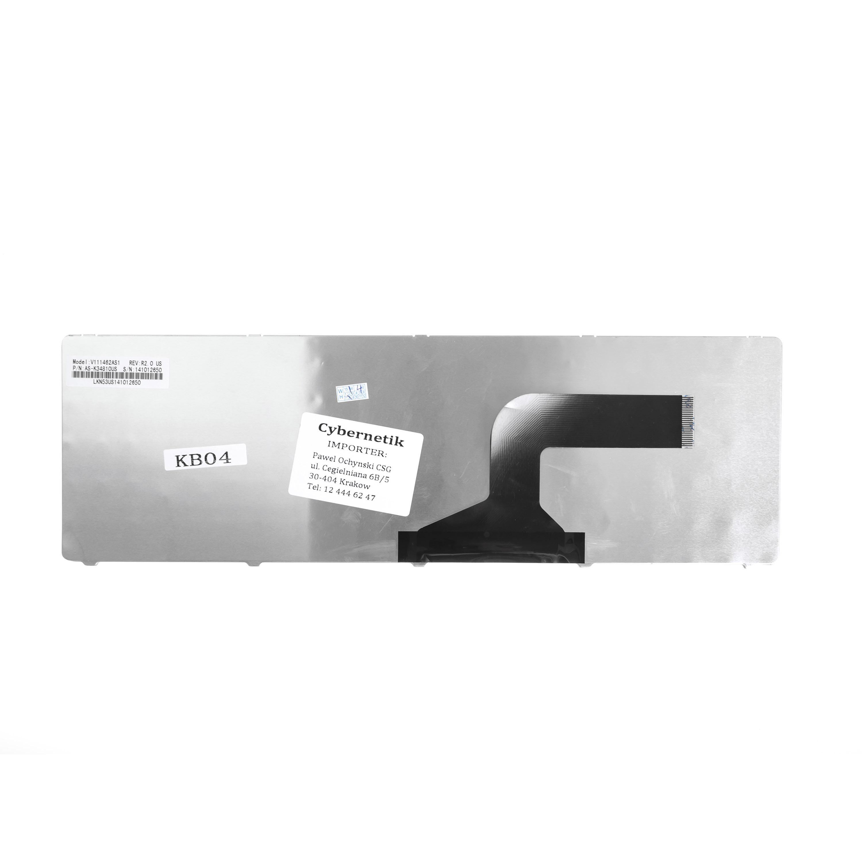 TASTIERA per Asus K52JC-EX073V K52JC-EX075 LAPTOP//NOTEBOOK QWERTY US English